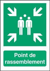 Signalisation Point de Rassemblement - E007F
