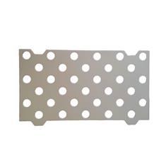 Gabarit de Pose pour Plots podotactiles en PVC Dimension 225 x 420 mm