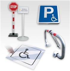 Signalisation de Parking