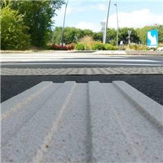 Rail de Guidage Granité pour Extérieur