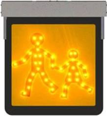Kit panneaux lumineux transport d´enfants