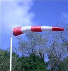 Manche à air sur axe rotatif - Longueur 2250 mm