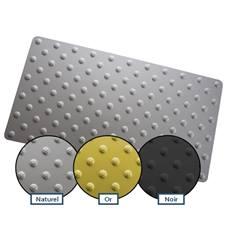 Bande podotactile Aluminium - 800 x 420 mm - Intérieur