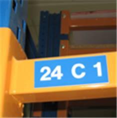 Etiquettes autocollantes avec impression personnalisée Matière Vinyl adhésif Detail L 200 x H 80 mm