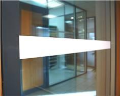 Adhésif pour vitres - bande pleine - 1,1 mètre