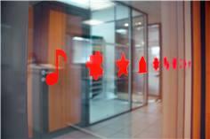 Adhésif pour vitres - Motifs enfantins - 1,1 mètre