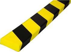 Amortisseur de chocs en mousse rectangulaire - Longueur de 1 mètre
