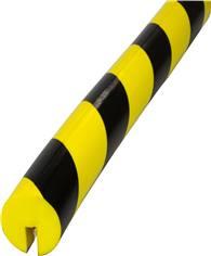 Profilé rond spécial arêtes vives - Longueur 1 mètre