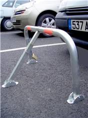 Bloc de parking éco