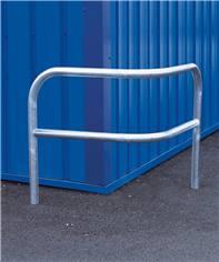 Arceau d´angle renforcé en acier galvanisé