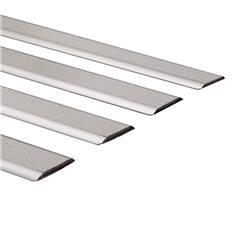 Profil de guidage en aluminium et polymère spécial trafic très intense - Long. 2305 mm
