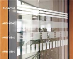 Bande de signalisation pour vitres - 10 mètres