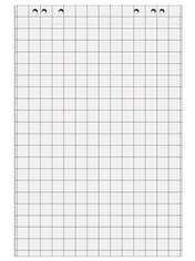 Lot de 5 blocs de conférence de 20 feuilles