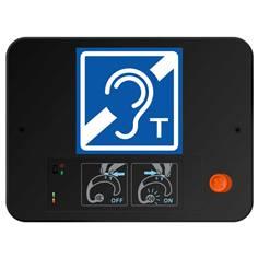Boucle Magnétique Eco pour guichet - Norme EN60118-4