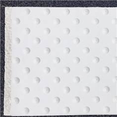 Dalles Podotactiles en résine thermoplastique - 400 x 600 mm - Extérieur