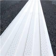 Bande de guidage en Méthacrylate - Extérieur - Adhésif épais - 220 x 1000 mm