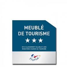 Panneau Meublé de tourisme