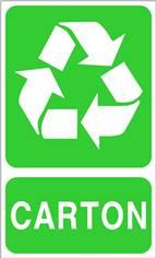 Recyclage Carton - STF 3644S
