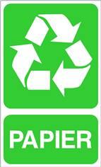 Recyclage Papier - STF 3621S