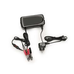 Chargeur de batterie - 12V - Panneaux Triflash