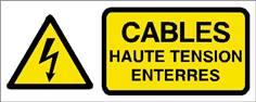 Câbles haute tension enterrés - STF 2420