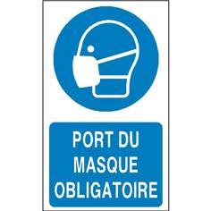 Port du masque obligatoire - STF 2311S