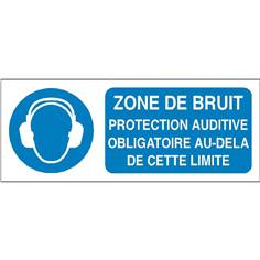 Zone de bruit protection auditive obligatoire ... - STF 3216S