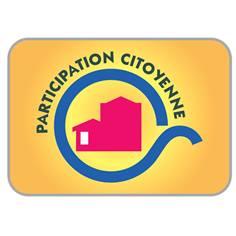 Panneau Participation citoyenne logo seul - Type routier - H 350 x L 500 mm - Classe 1