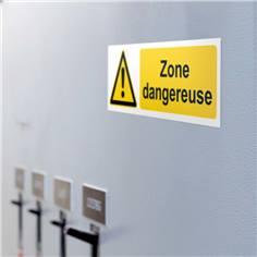 Zone dangereuse STF 2501