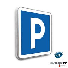 Panneau d´indication de Parking - C1a