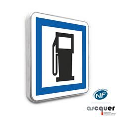Panneau Poste de Distribution de Carburant - CE15A