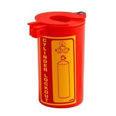 Système de condamnation pour bouteille de gaz