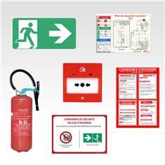 Incendie et Evacuation
