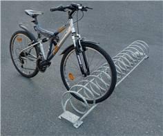 Parc à vélos - 10 vélos