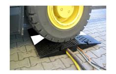 Protège Câbles en caoutchouc pour Poids Lourds
