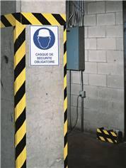 Ruban adhésif de signalisation intérieure