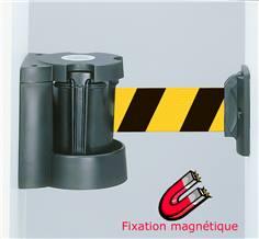 Sangle Etirable de Sécurité sur support Magnétique - Gamme STRAP