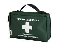 Trousse de secours Serrurier-Soudeur-Métallier