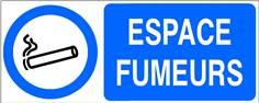 Espace fumeurs - STF 3612