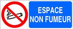 Espace non fumeur - STF 3611S