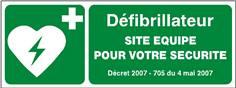 Défibrillateur - STF 2032S