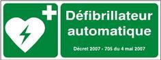 Défibrillateur automatique - STF 2033S
