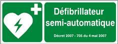 Défibrillateur semi-automatique - STF 2034S
