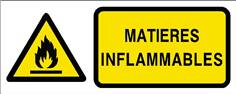 Matières inflammables - STF 2801S