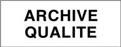 Archive qualité - STF 3718S
