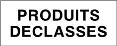 Produits déclassés - STF 3712S
