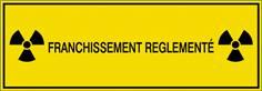 Franchissement réglementé STF 454