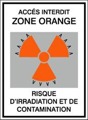 Risque d´irradiation et de contamination STF 175
