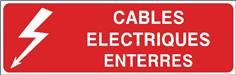 Cables électriques enterrés - STF 2513S