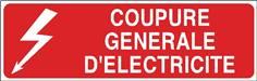 Coupure générale d´électricité - STF 2517S